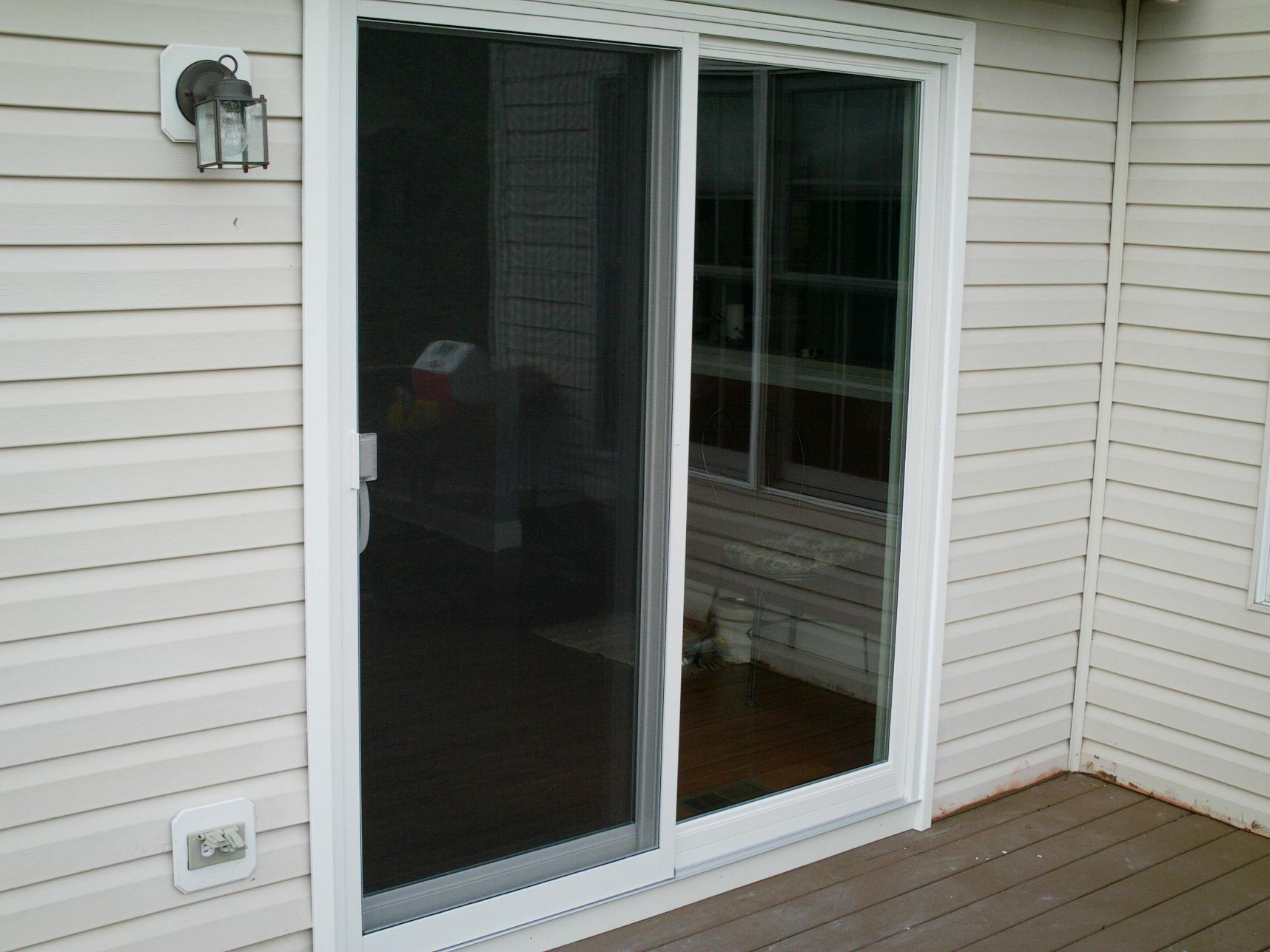 Classic sliding Patio door