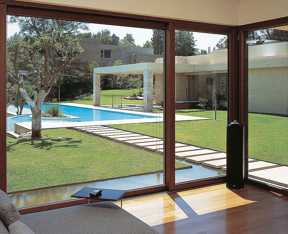 Hi-Tech sliding door