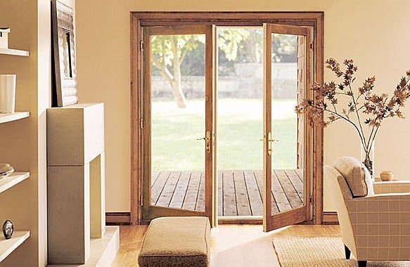 Room with wood decorated patio doors modern room with wood decorated patio doors planetlyrics Choice Image