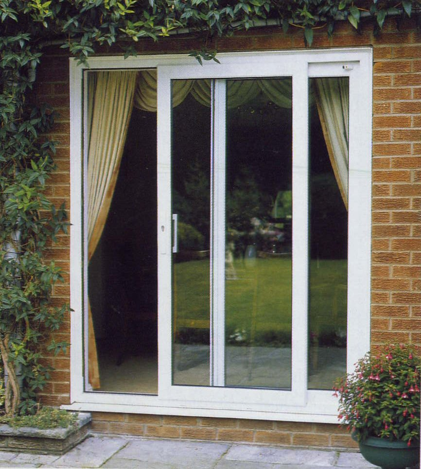 PVCu Double Glazed Patio And French Doors .